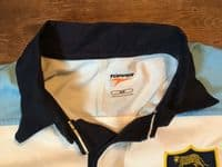 Classic Rugby Shirts | 2003 Argentina Vintage Old Jerseys